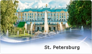 Tour to Saint Petersburg. Excursions in Saint Petersburg